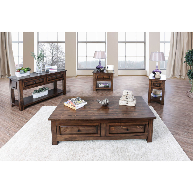 Furniture of America ANNABEL END TABLE