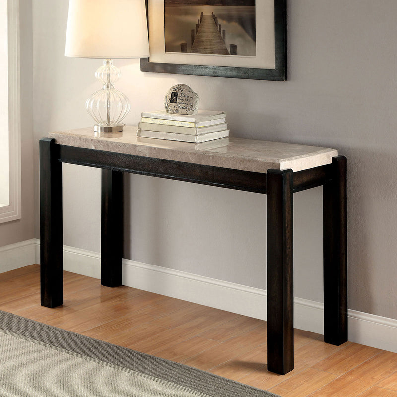 Furniture of America GLADSTONE SOFA TABLE