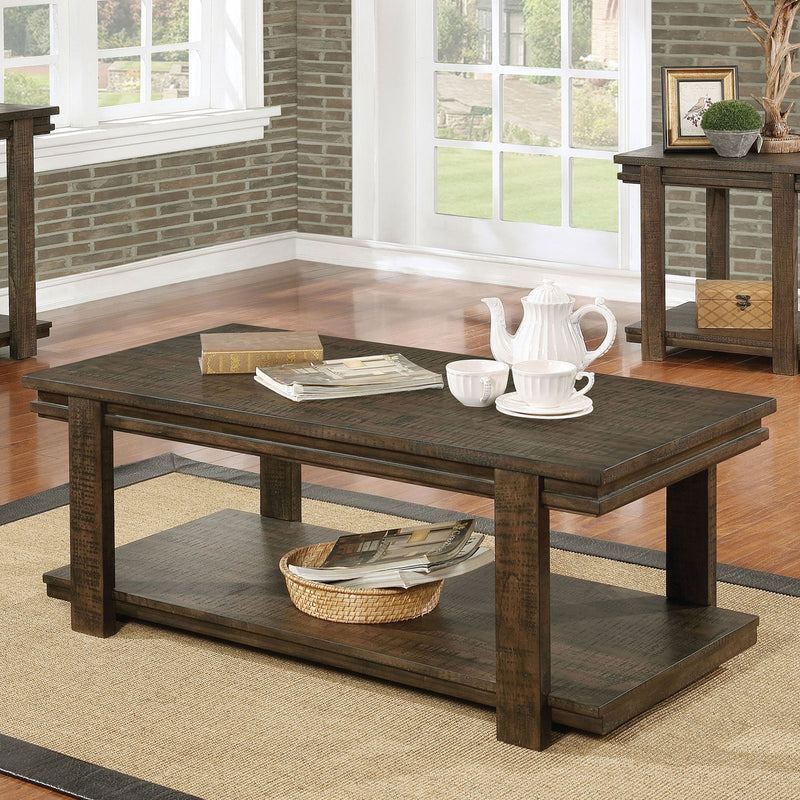 Furniture of America GIJON COFFEE TABLE