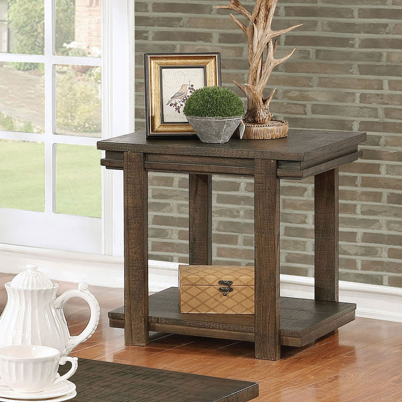 Furniture of America GIJON END TABLE
