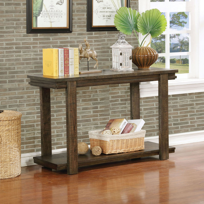 Furniture of America GIJON SOFA TABLE