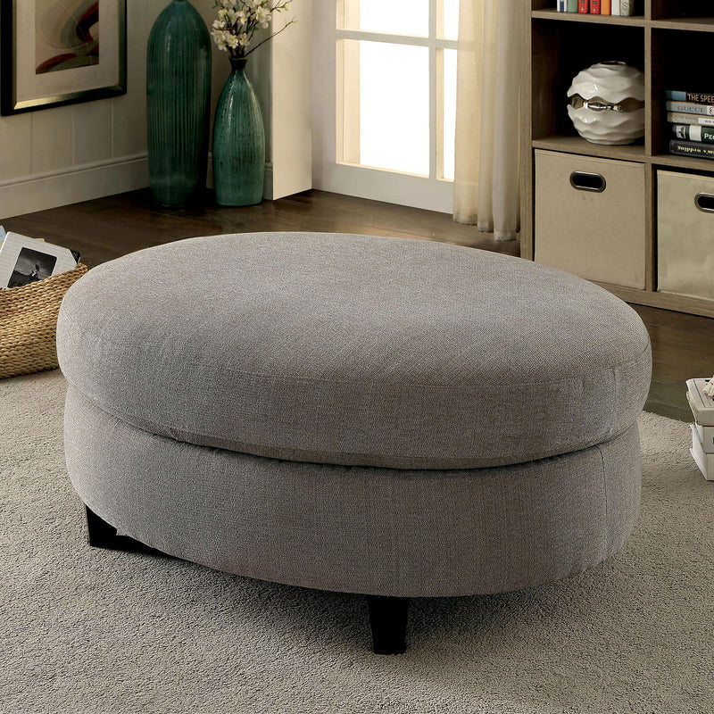 Furniture of America SARIN OTTOMAN