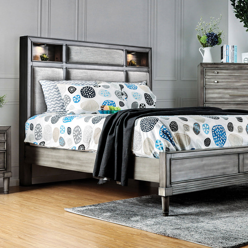 Furniture of America DAPHNE CAL.KING BED