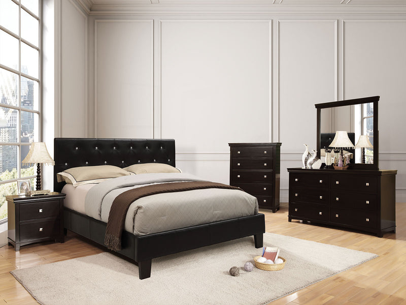 Furniture of America VELEN E.KING BED