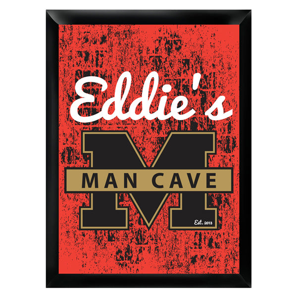 Personalized Traditional Pub Sign - Stadium