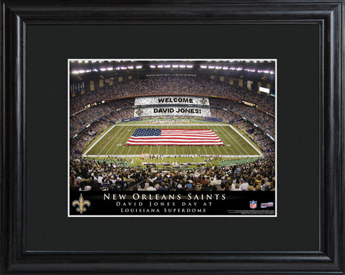 NFL Stadium Print - Saints