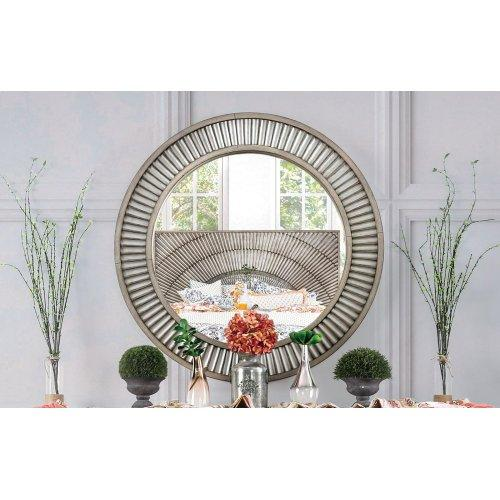 Furniture of America KAMALAH ROUND MIRROR