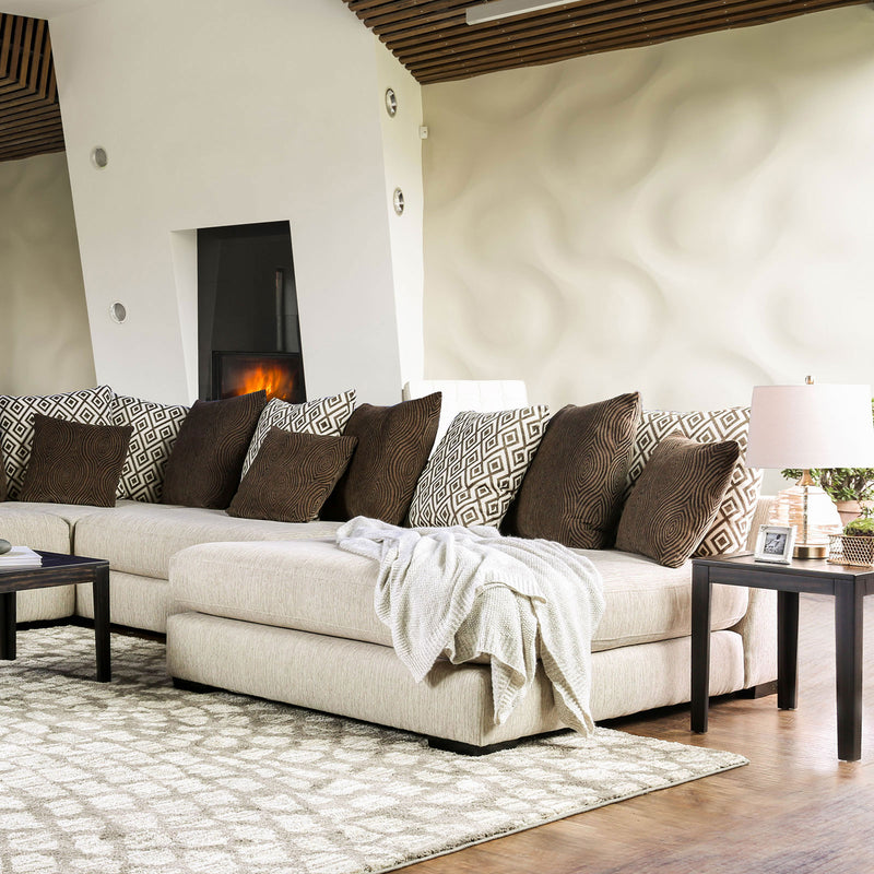 Furniture of America GIULIANNA SECTIONAL