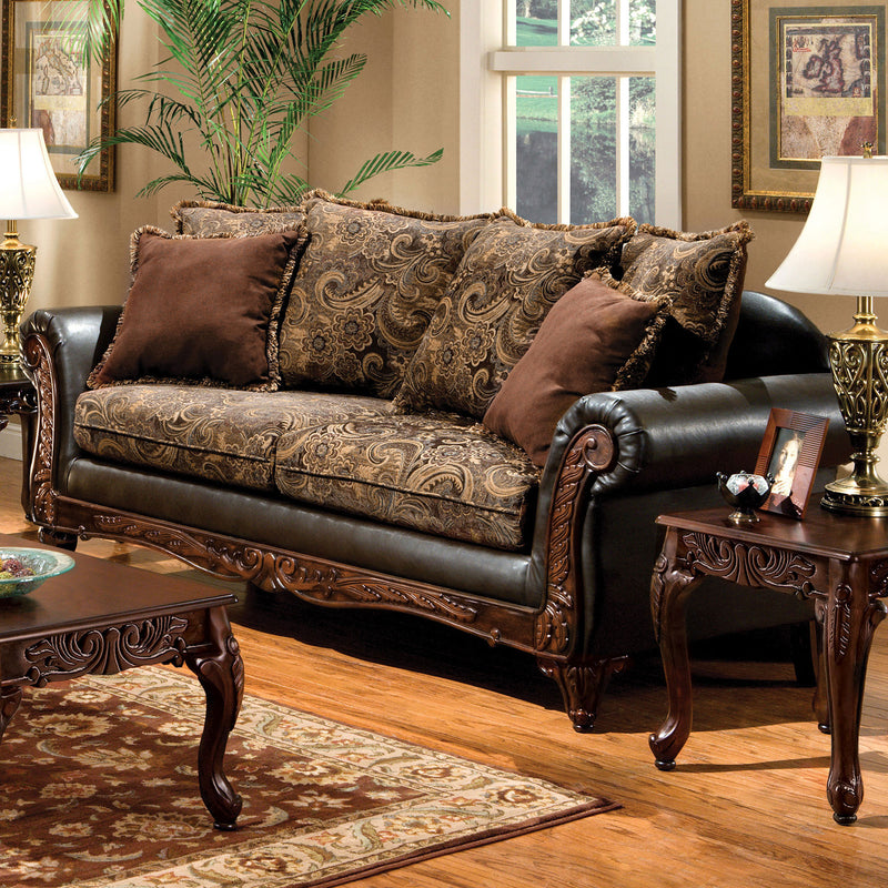 Furniture of America ROTHERHAM SOFA