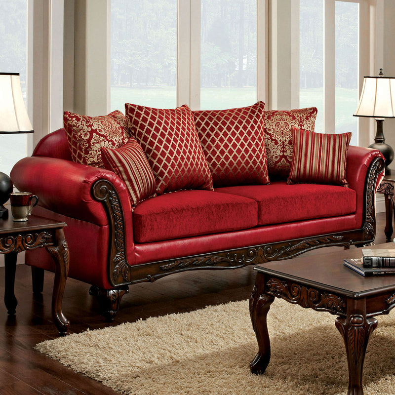 Furniture of America MARCUS SOFA