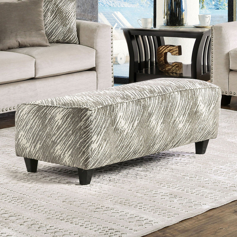 Furniture of America STEFANO OTTOMAN