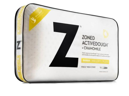 ZONED ACTIVEDOUGH™ + CHAMOMILE PILLOW