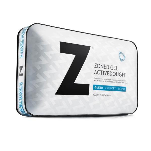 Zoned ActiveDough® + Cooling Gel
