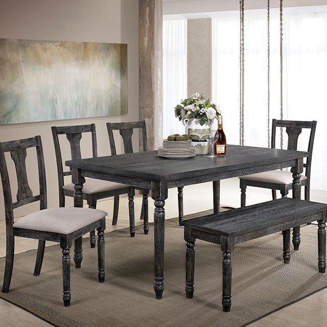 Furniture of America MURIEL DINING TABLE