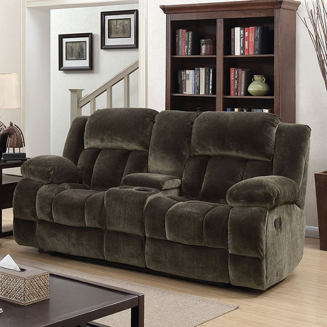 Furniture of America SADHBH LOVESEAT