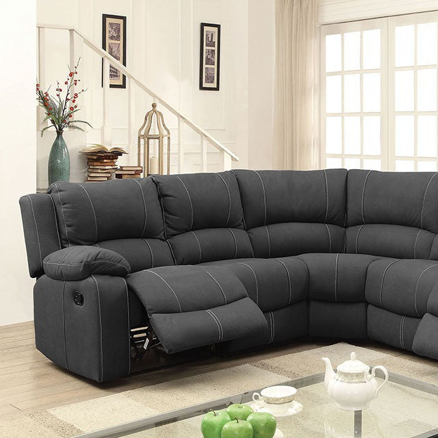 Furniture of America Monique Sectional