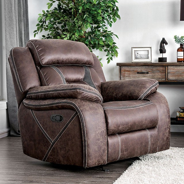 Furniture of America Flint Recliner