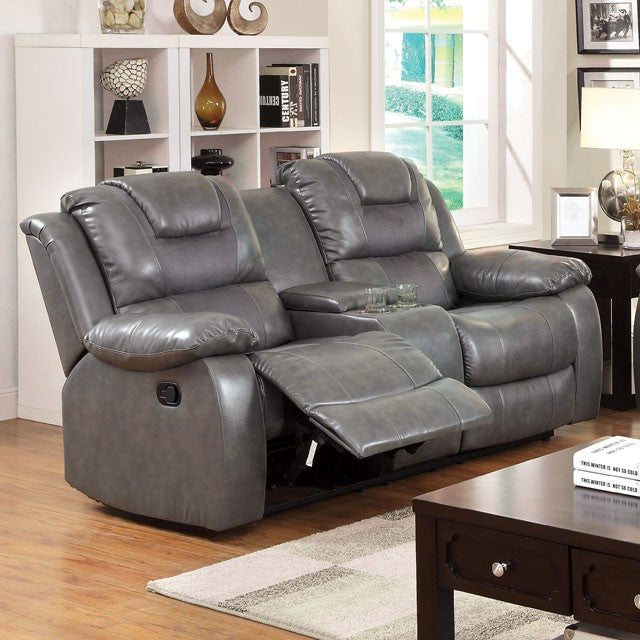 Furniture of America Grandolf Loveseat