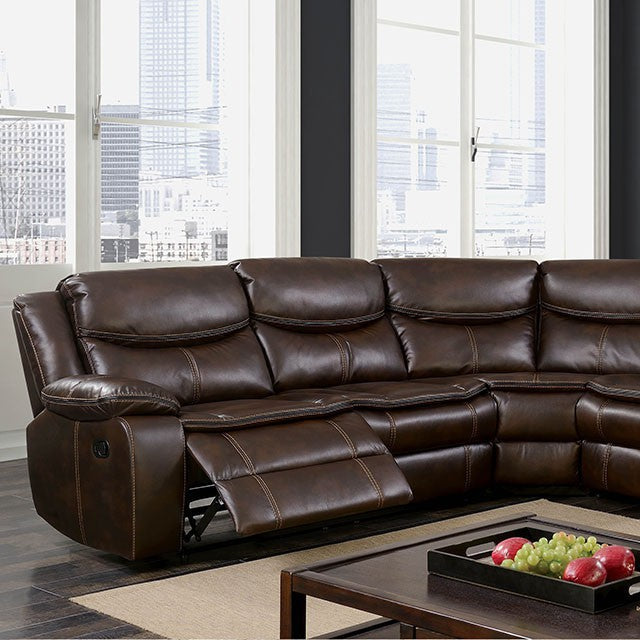 Furniture of America Pollux Sectional