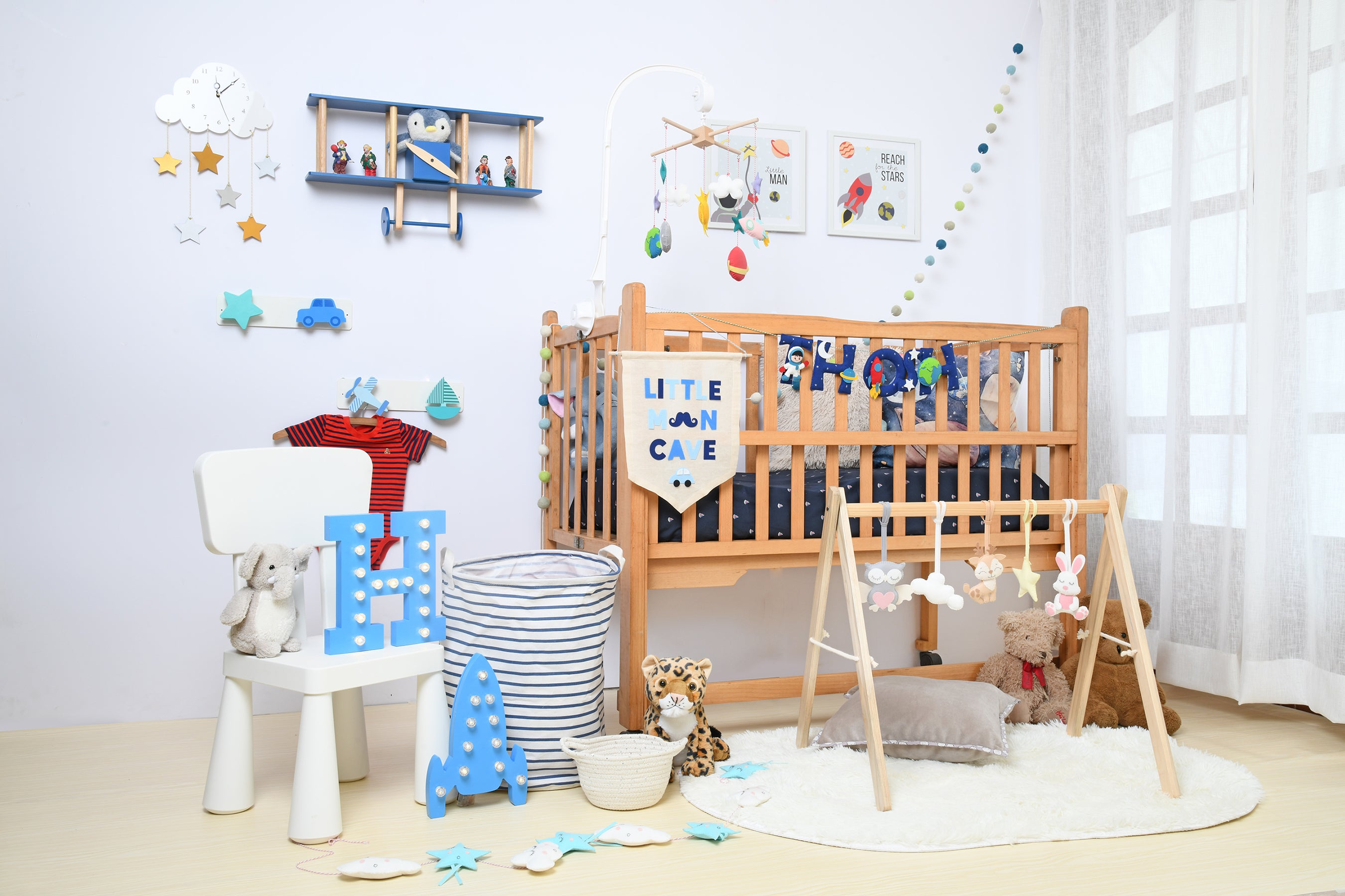 nursery decor styling ideas