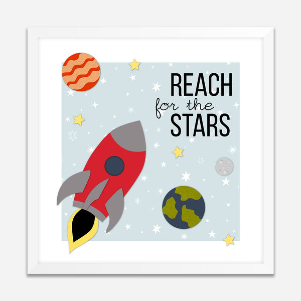 Reach For the Star - Wall Art