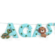 Personalised Animal Name Bunting / Garland