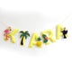 Personalised Tropical Name Bunting/Garland