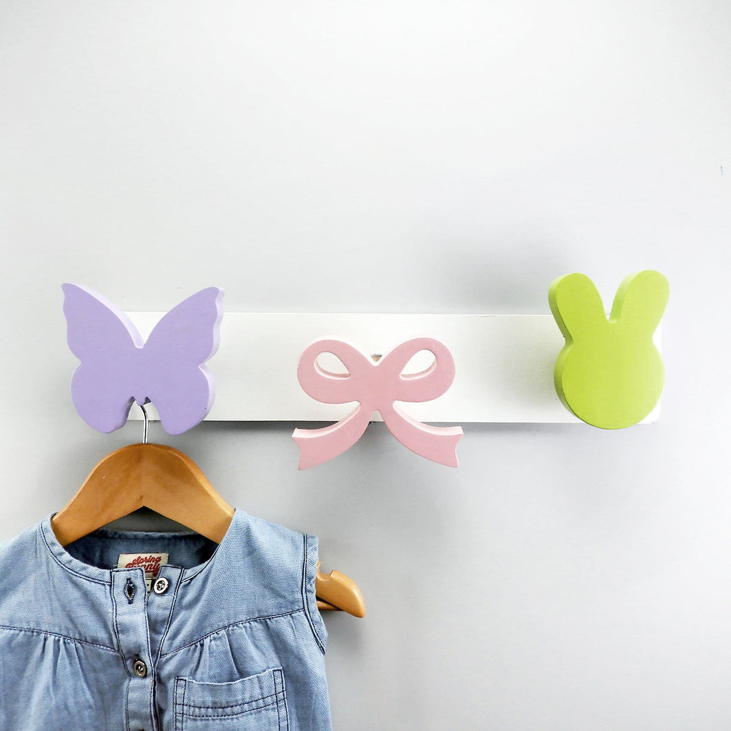 Little Girl Wall Hook