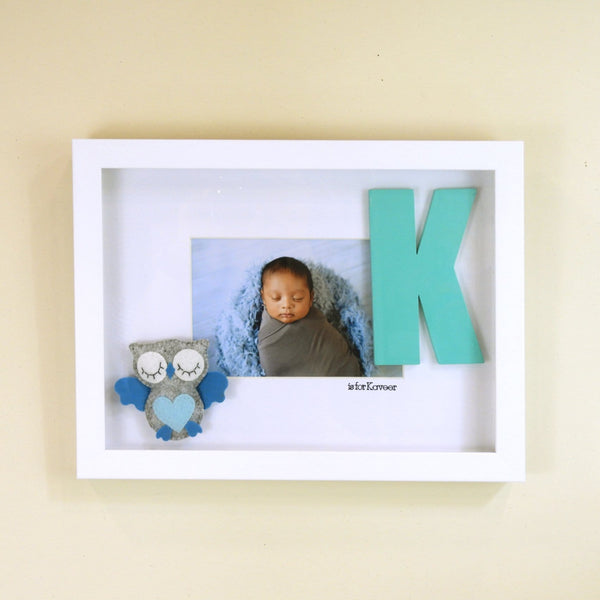 Personalised Shadow Box Frame
