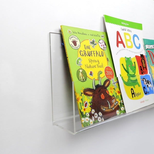 Modern Acrylic Book Shelf