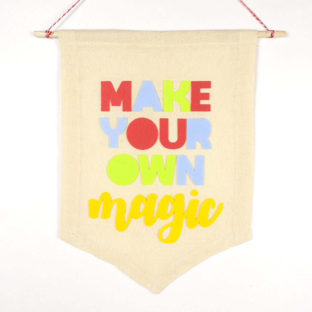 Make Your Own Magic -  Banner
