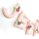 Personalised Floral Name Bunting/Garland