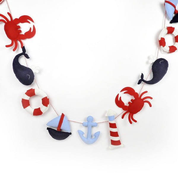 Garland - Nautical Theme