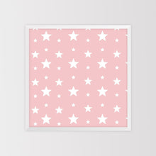 Star Pattern Magnet Board - Pink