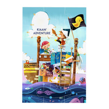 Pirate Personalised Jigsaw puzzle