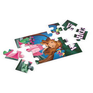 Princess Personalised Jigsaw puzzle