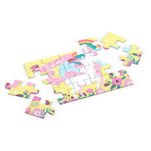 Unicorn Personalised Jigsaw puzzle
