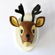 Danny the Deer - Faux Taxidermy Animal Head
