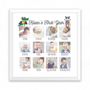 first-year-super-hero-baby-nursery-birth-memory-frame
