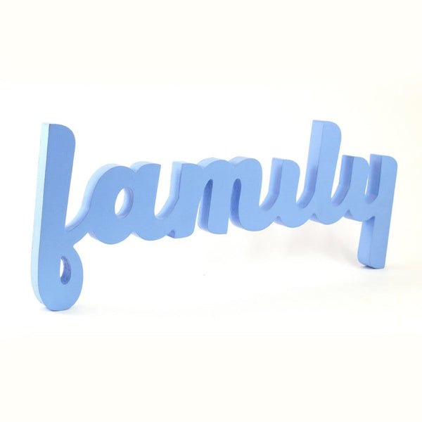 Personalised Wooden Word or Name