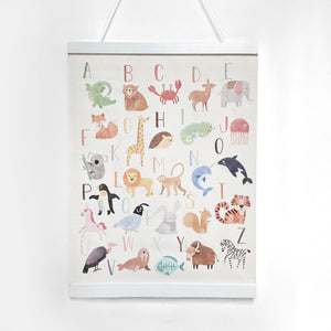 interactive-alphabets-poster-baby-nursery-wall-decor