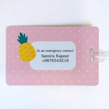 Luggage Tags - Tropical