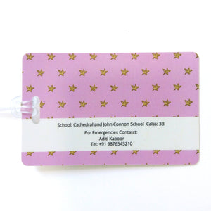 Luggage Tags - Fairy