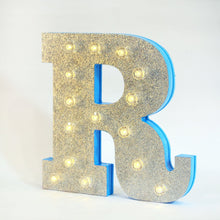 Alphabet Marquee Lights