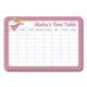 Rewritable Timetable Magnet - Fairy
