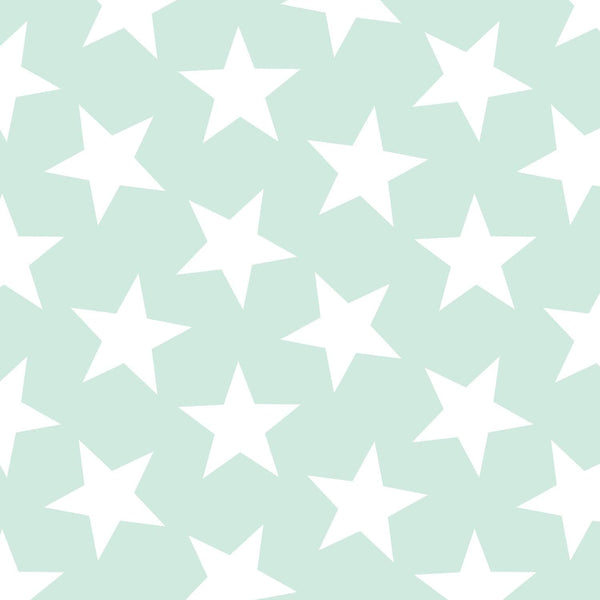 Green Star Wallpaper