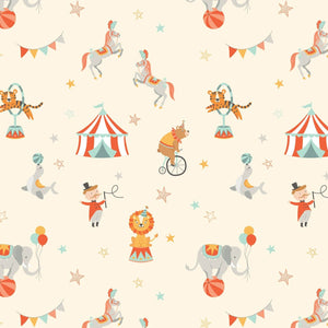 Little Circus Wallpaper