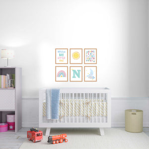 rainbow-sun-alphabet-baby-nursery-wall-art-frames