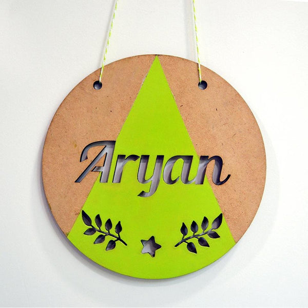 Personalised Name Wall Hanging