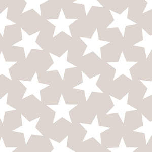 Star Wallpaper - Beige